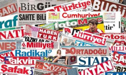 10 Ekim 2019, gazetelerin yazdıkları – yazAmadıkları…