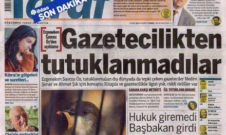 Hürriyet'in başına Ahmet Altan geçsin!