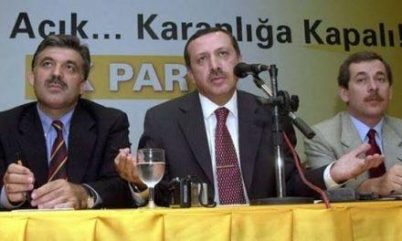 Siyasette 2002 ayarlarına dönüş başlıyor.