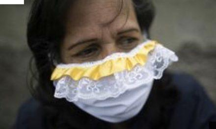 Maskeli mücadele.