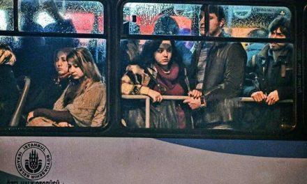 Aynı otobüsün yolcuları…