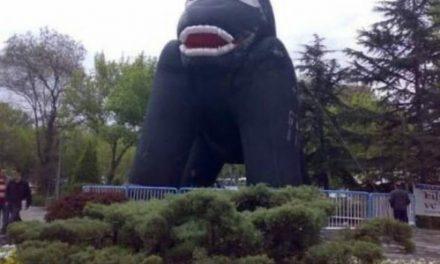 İstersen Dinocan'ın üstünde tepin!